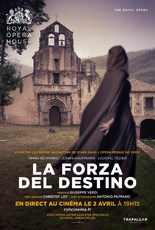 EN DIRECT : LA FORZA DEL DESTINO (Opéra / Nouvelle Production)