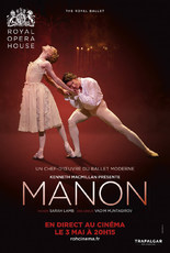 ROYAL BALLET HOUSE : MANON