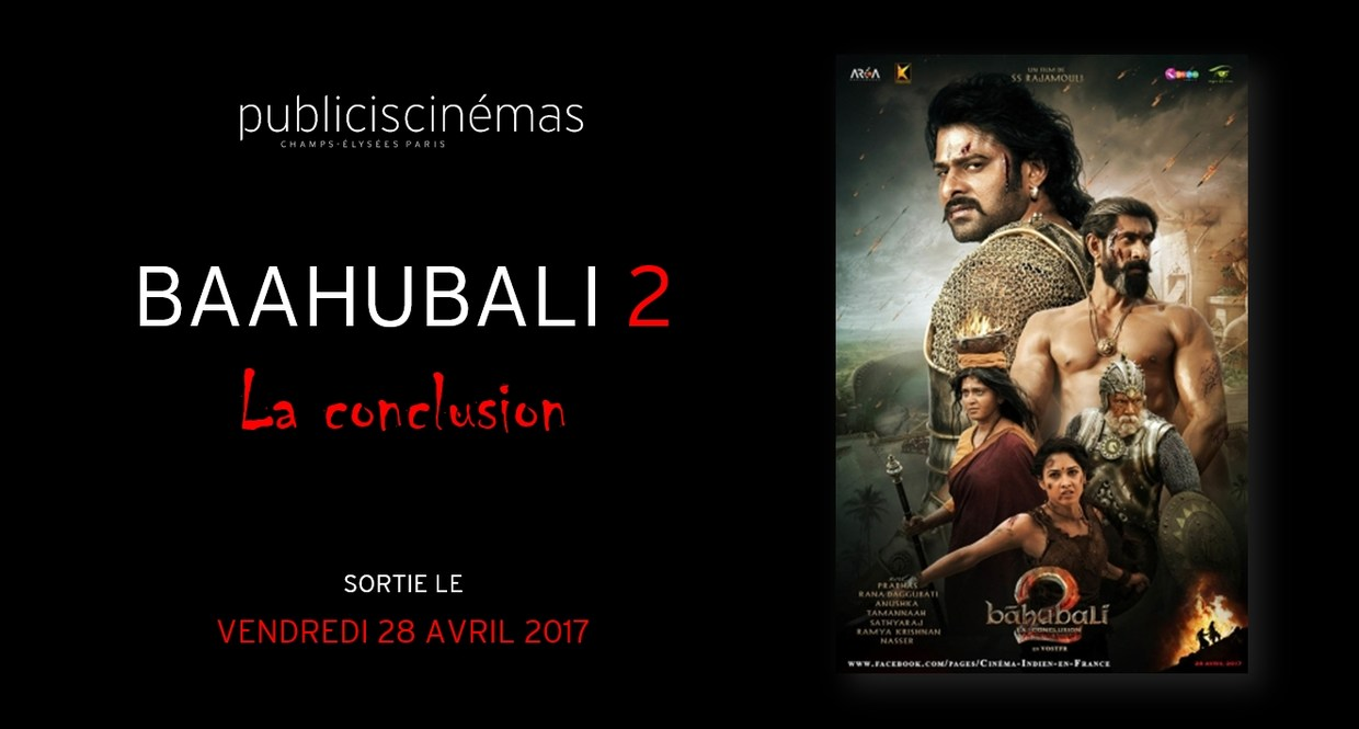 Photo du film Baahubali 2 : La Conclusion